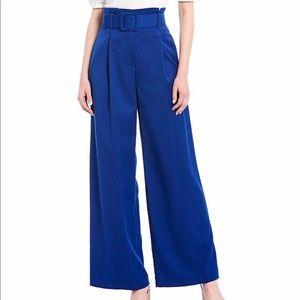 Antonio Melani High Waisted belt pants